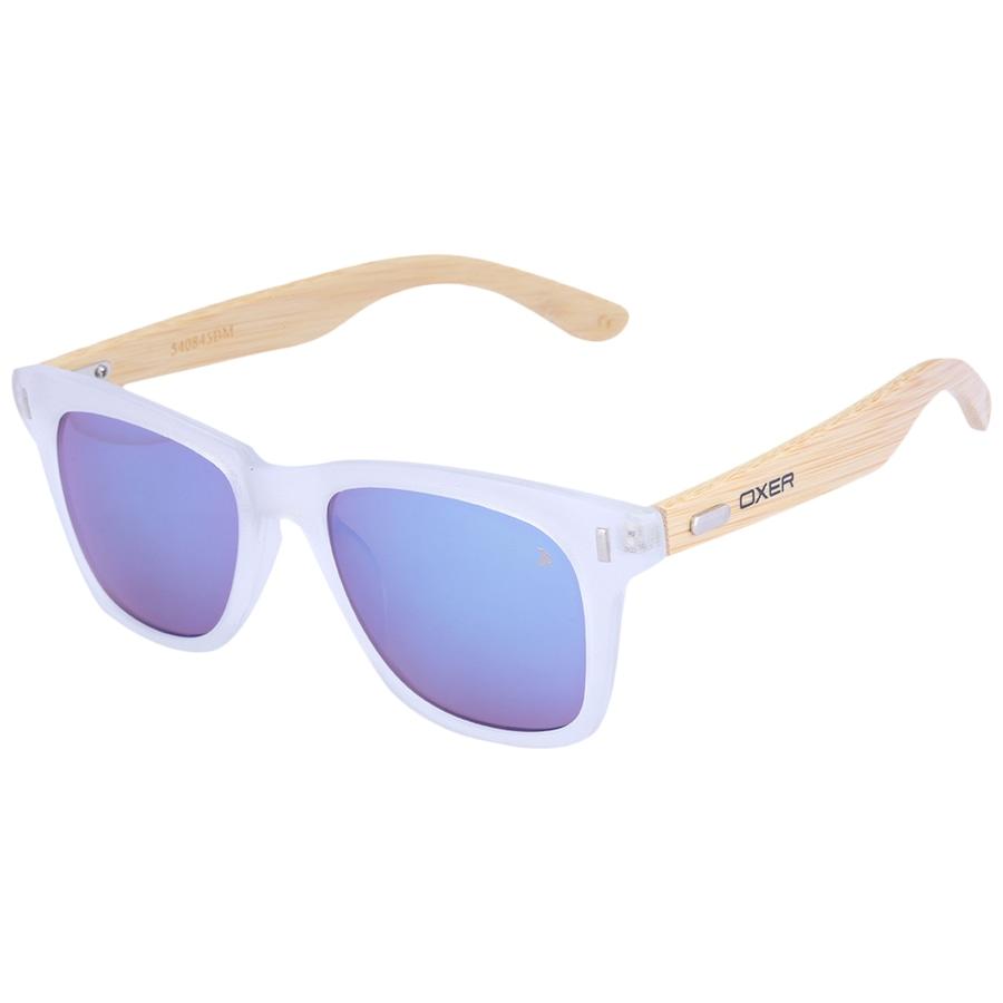 be03647bb9e2a Óculos de Sol Oxer Bali Transparente KT540845BMREV - Unissex