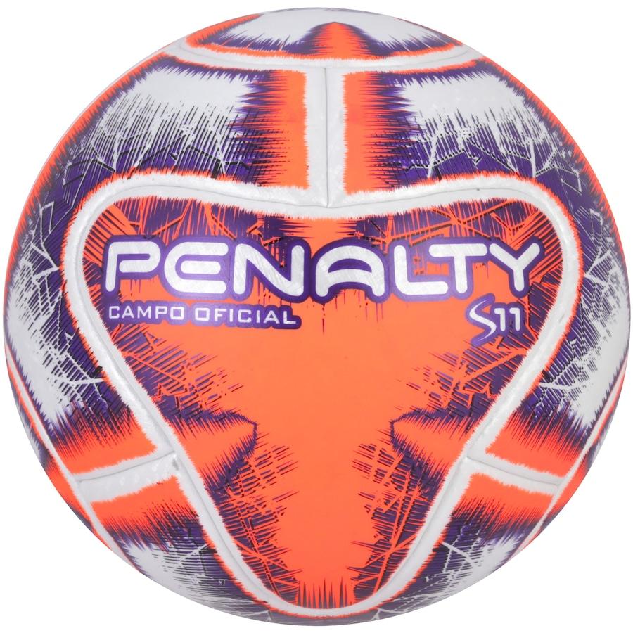 Bola de Futebol de Campo Penalty S11 R1 IX 60ab9e61b1524