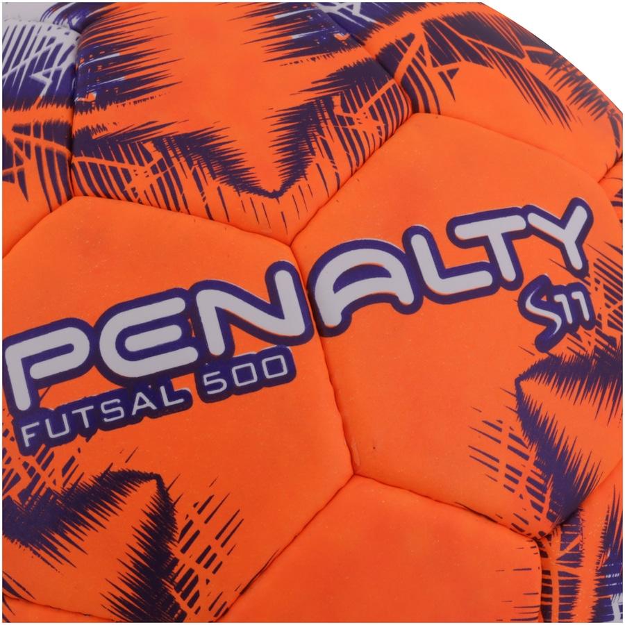 768dbd49e7159 Bola de Futsal Penalty S11 500 R4 IX