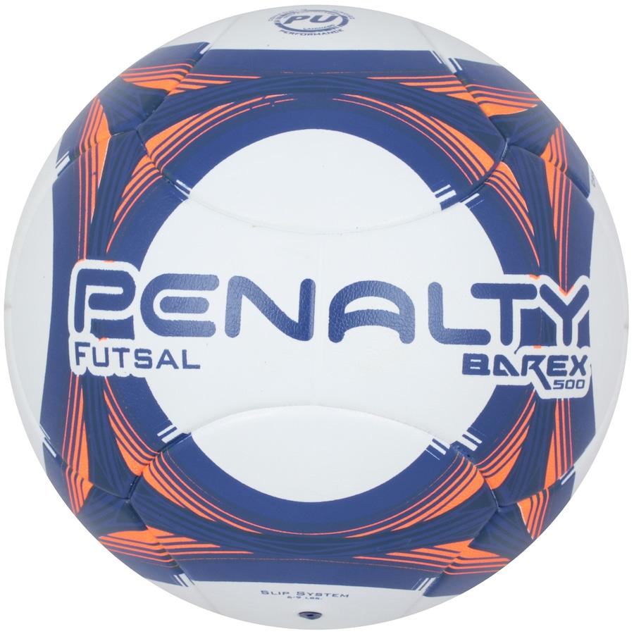 b51cd1482f Bola de Futsal Penalty Barex 500 Ultra Fusion VIII