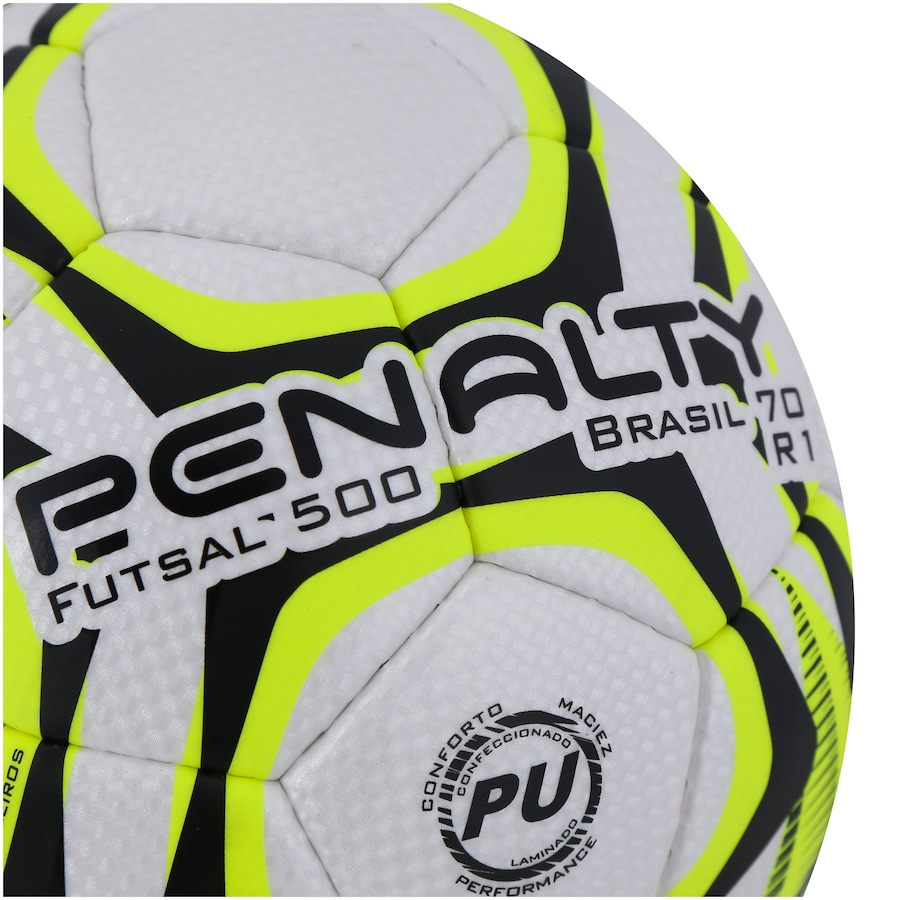 Bola de Futsal Penalty Brasil 70 500 R1 IX 12b77139072c3