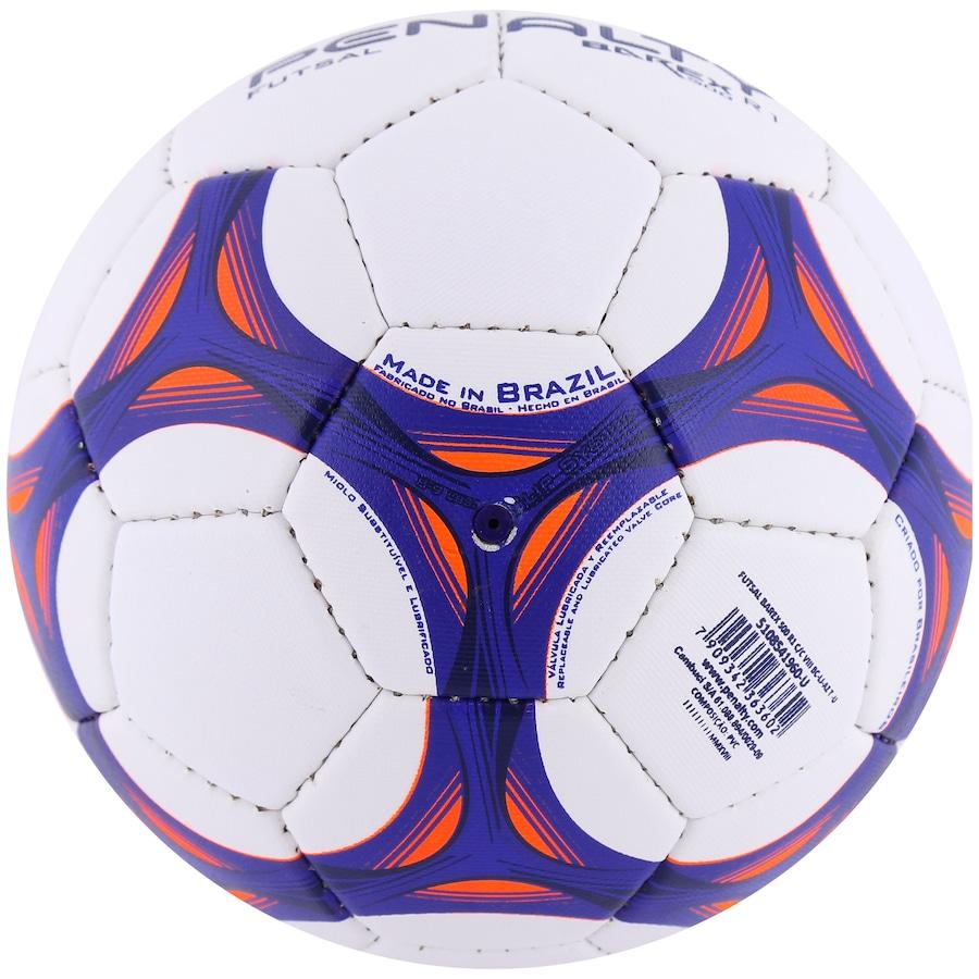 Bola de Futsal Penalty Barex 500 R1 C C VIII 9b99b1fd33a29