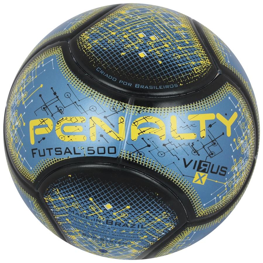 2ee5dd26bd Bola de Futsal Penalty Vírus VIII