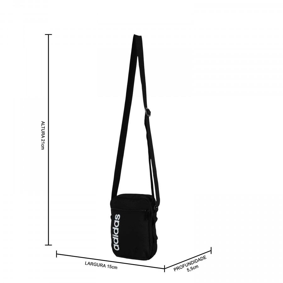 487708324 Bolsa adidas Linear Core Organizer - Feminina