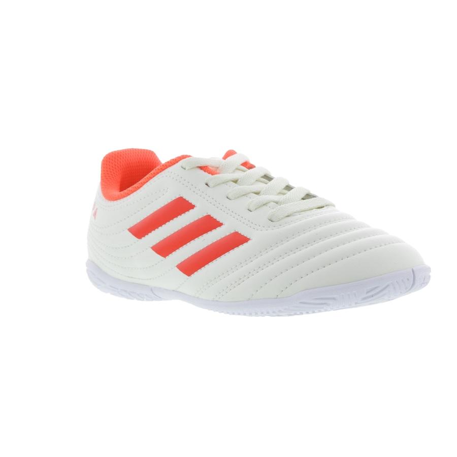 Chuteira Futsal adidas Copa 19.4 IN - Infantil a8a30d46ac2a2