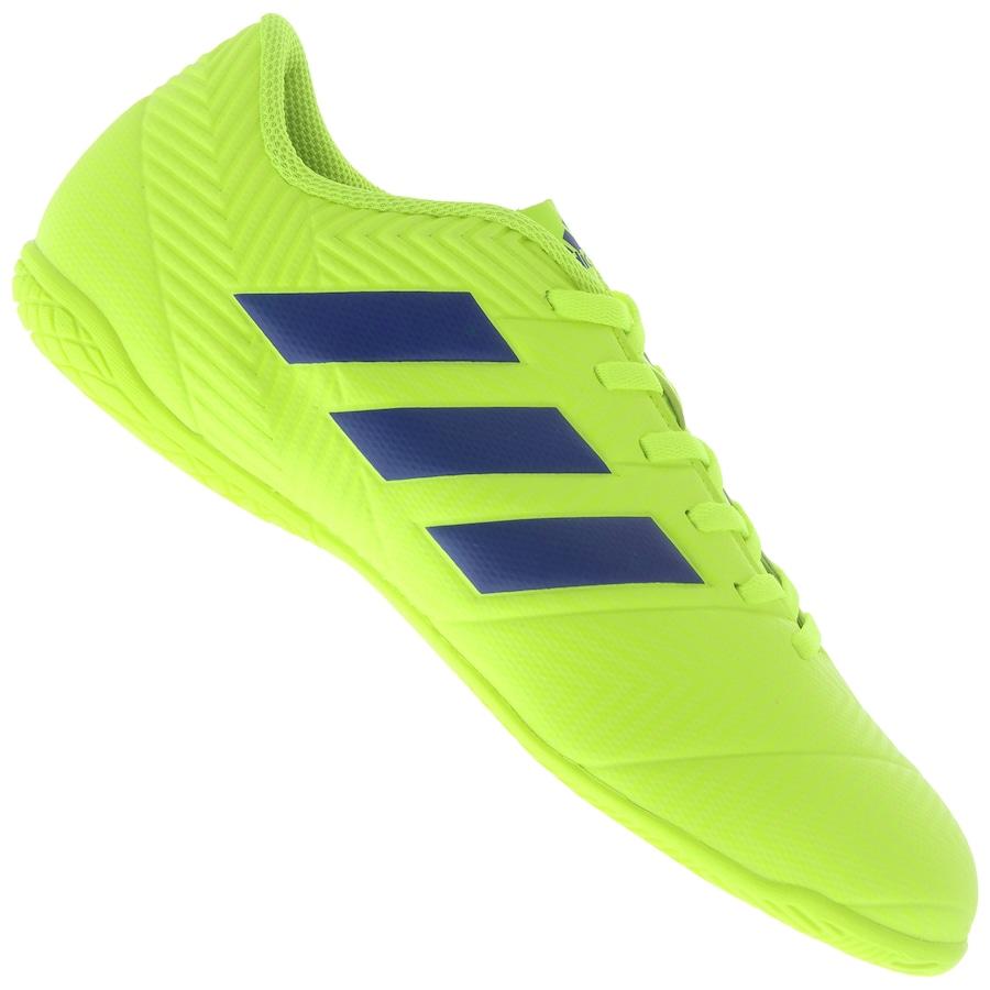 8a1a3674e253c Chuteira Futsal adidas Nemeziz 18.4 IN - Adulto