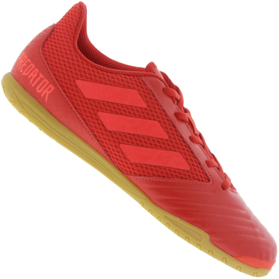 Chuteira Futsal adidas Predator 19.4 IN - Adulto 6858f2e35925a