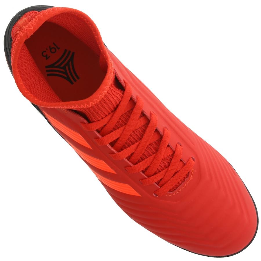 94e7e1b72d Chuteira Society adidas Predator 19.3 TF - Infantil - Flamengo Loja