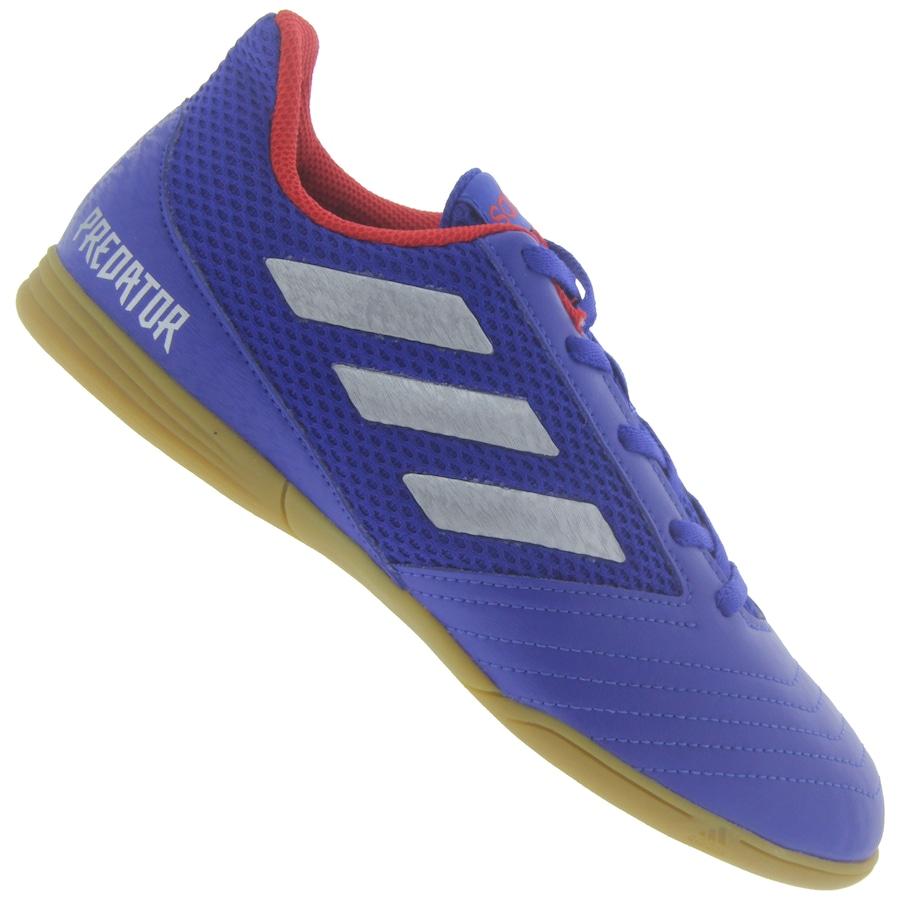 86aeb65c93 Chuteira Futsal adidas Predator 19.4 IN - Infantil