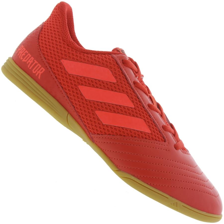 Chuteira Futsal adidas Predator 19.4 IN - Infantil 27f5aaea3ee8a