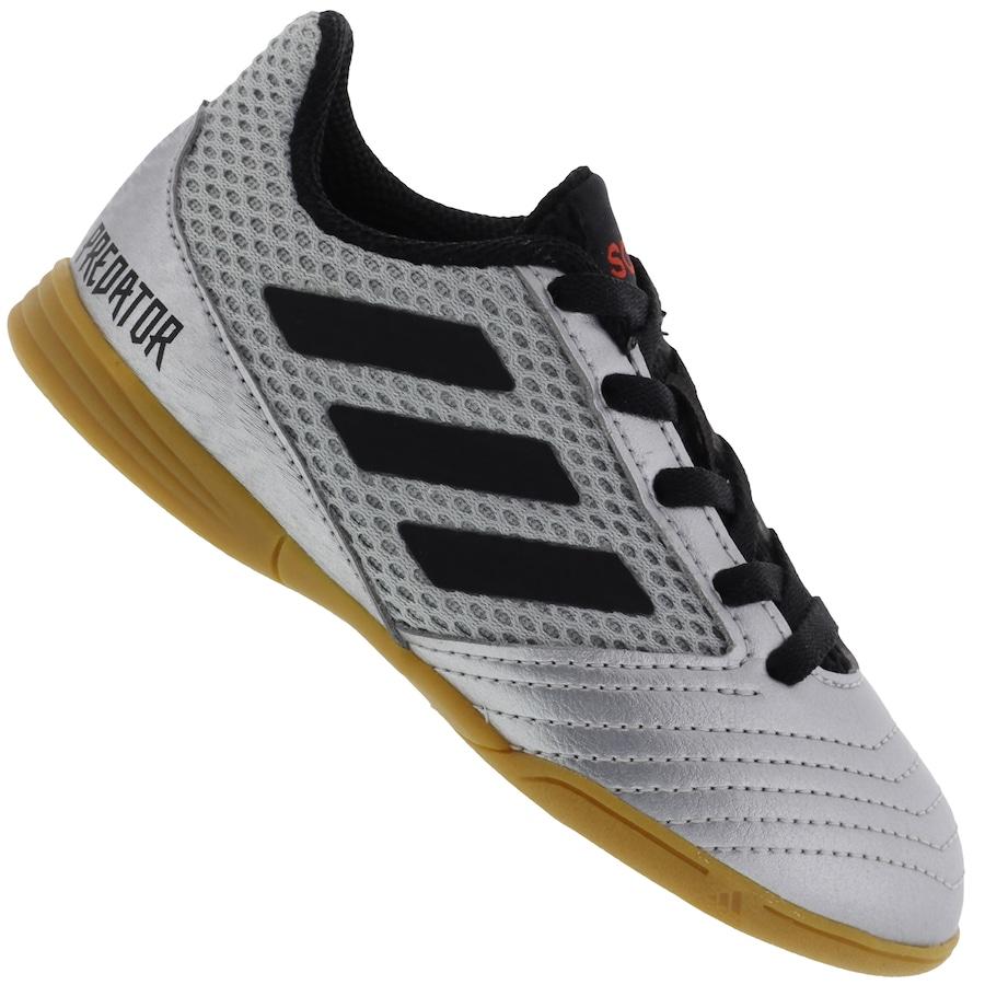 ac8d63d8e7 Chuteira Futsal adidas Predator 19.4 IN - Infantil