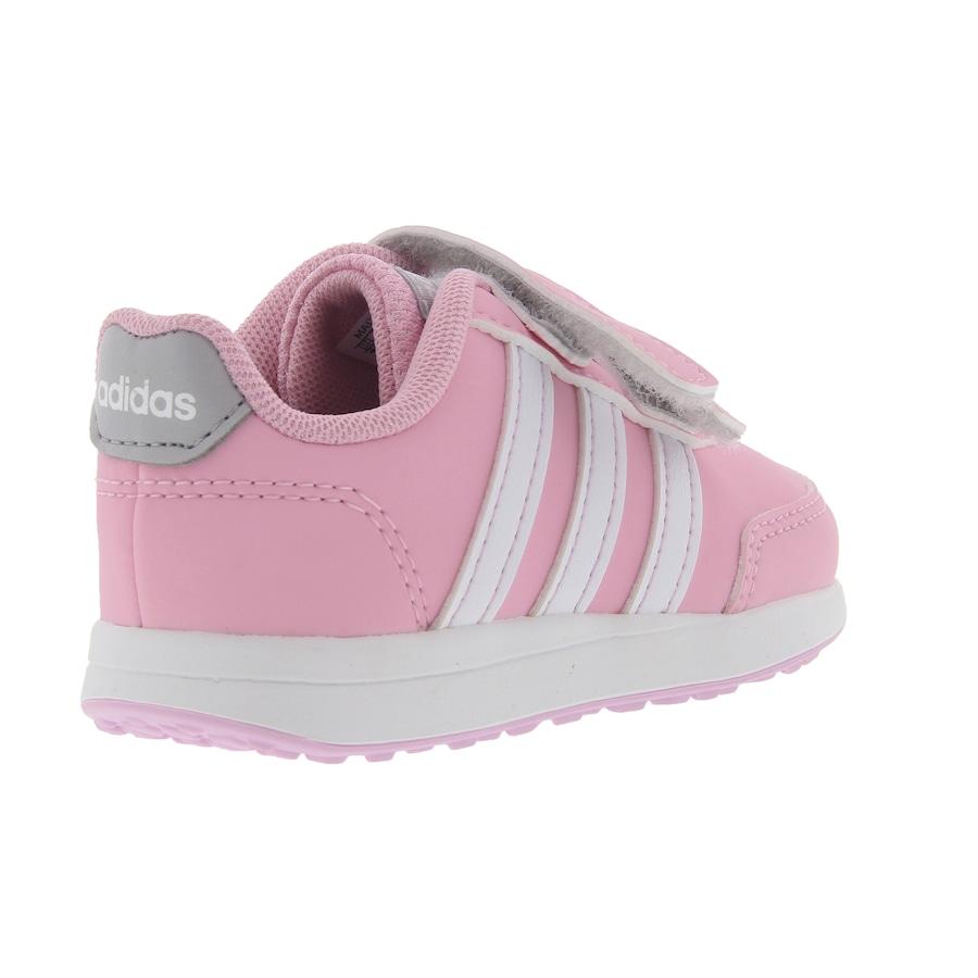 1788e79fea016 Tênis para Bebê adidas VS Switch CMF Feminino - Infantil