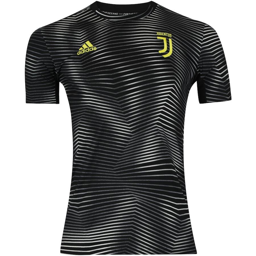 8228e5e301ef7 Camisa Pré-Jogo Juventus I 19/20 adidas - Masculina
