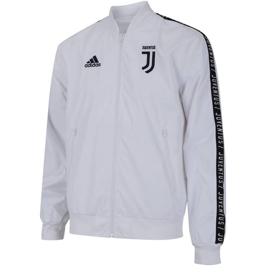 a6a90f2d0d4c8 Jaqueta Juventus Hino adidas - Masculina