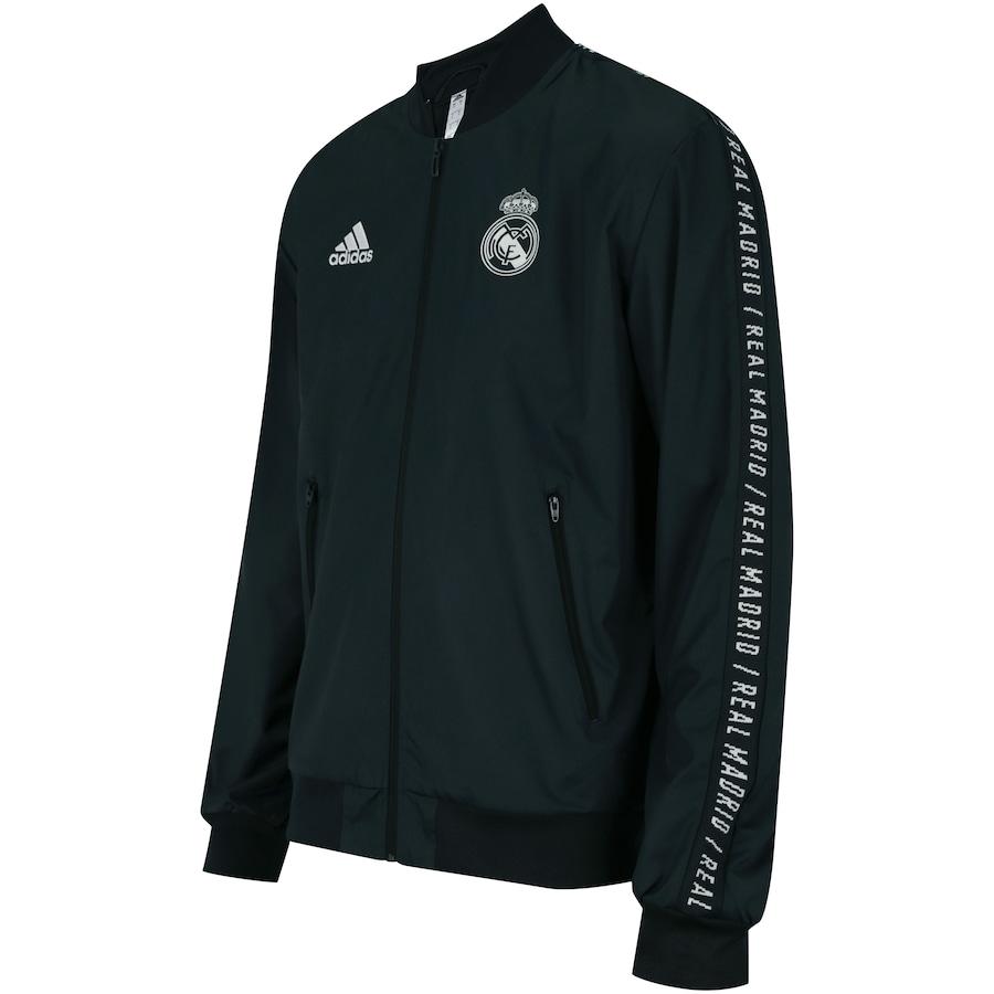 95df4135bb Jaqueta Real Madrid Hino adidas - Masculina