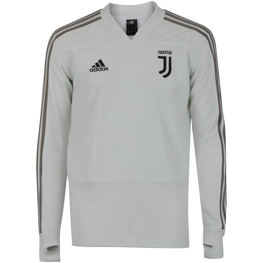 c0295e0c57122 Camisa de Treino Manga Longa Juventus 19/20 adidas - Masculina
