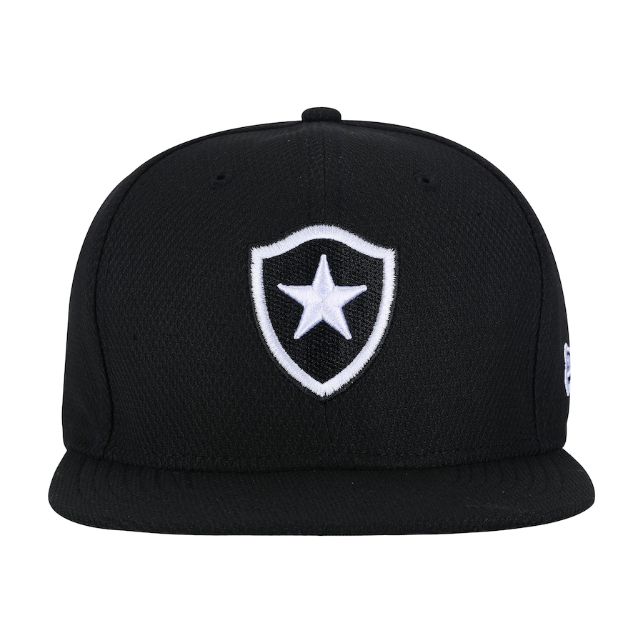 Boné Aba Reta do Botafogo New Era 950 Dark - Snapback - Adulto 14e100f6771