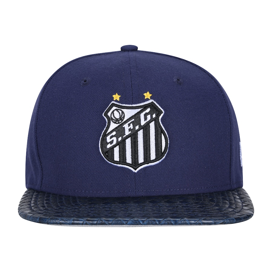 Boné Aba Reta do Santos New Era 950 Of Subl - Snapback - Adulto 5e1d8b40fae