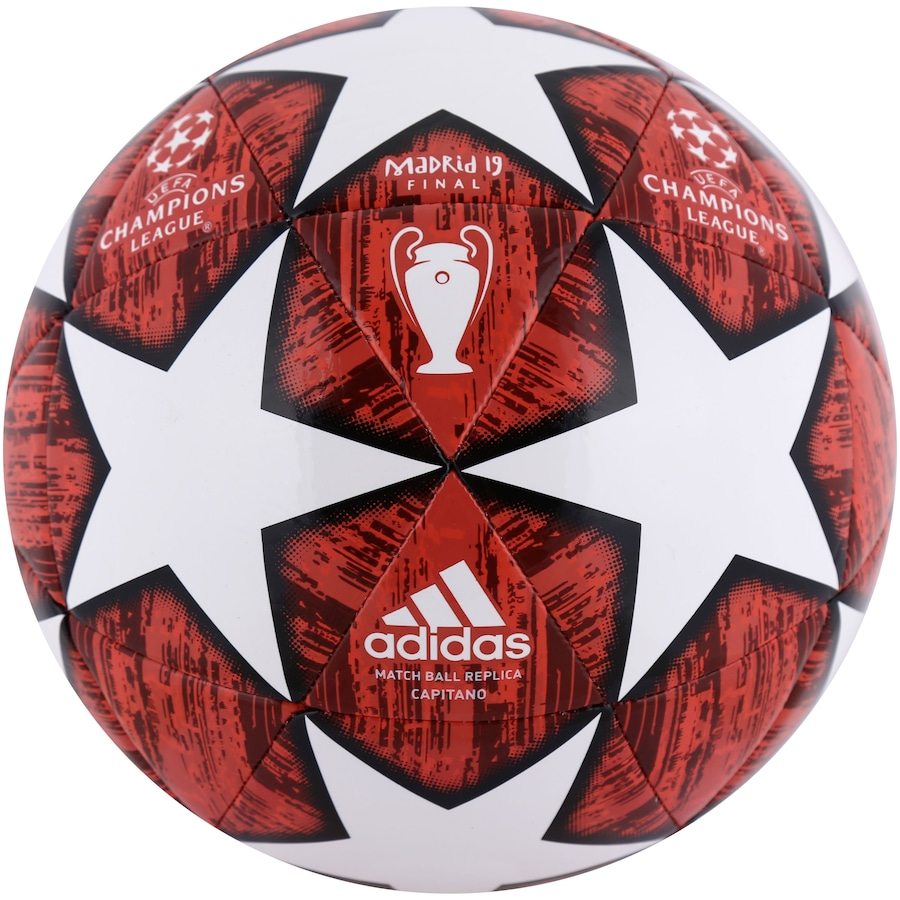 d6b83efef59b0 Bola de Futebol de Campo adidas Final da Champions League Madrid 2019  Capitano
