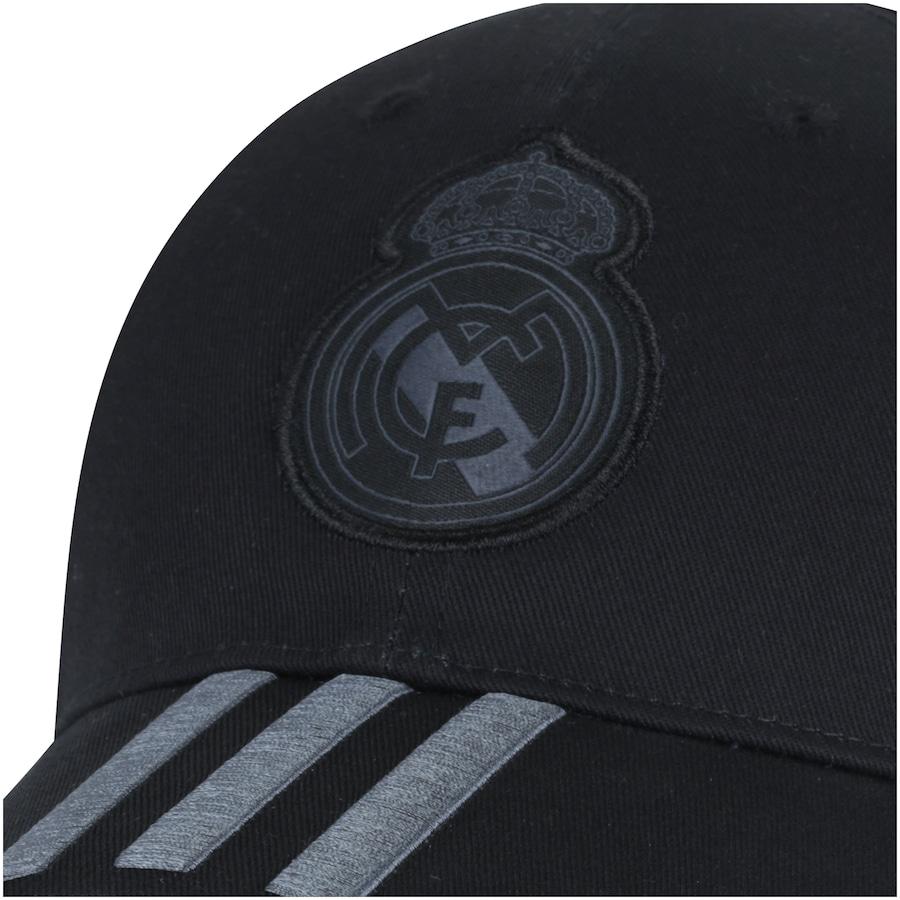 Boné Aba Curva Real Madrid C40 adidas - Strapback - Adulto 030154e8abf