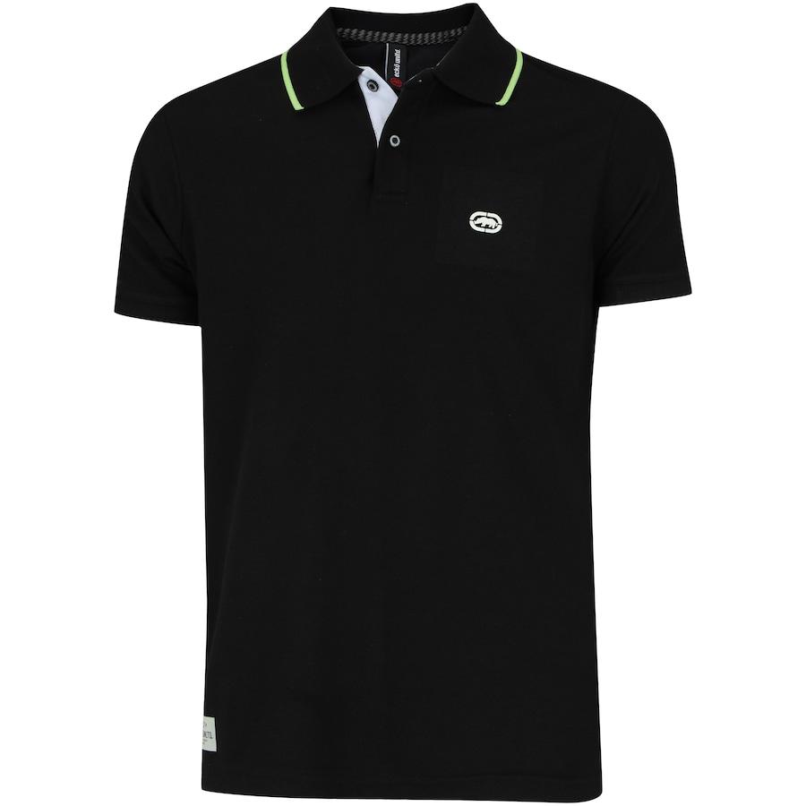 Camisa Polo Ecko Piquet Fashion BS - Masculina b4617adce4bec