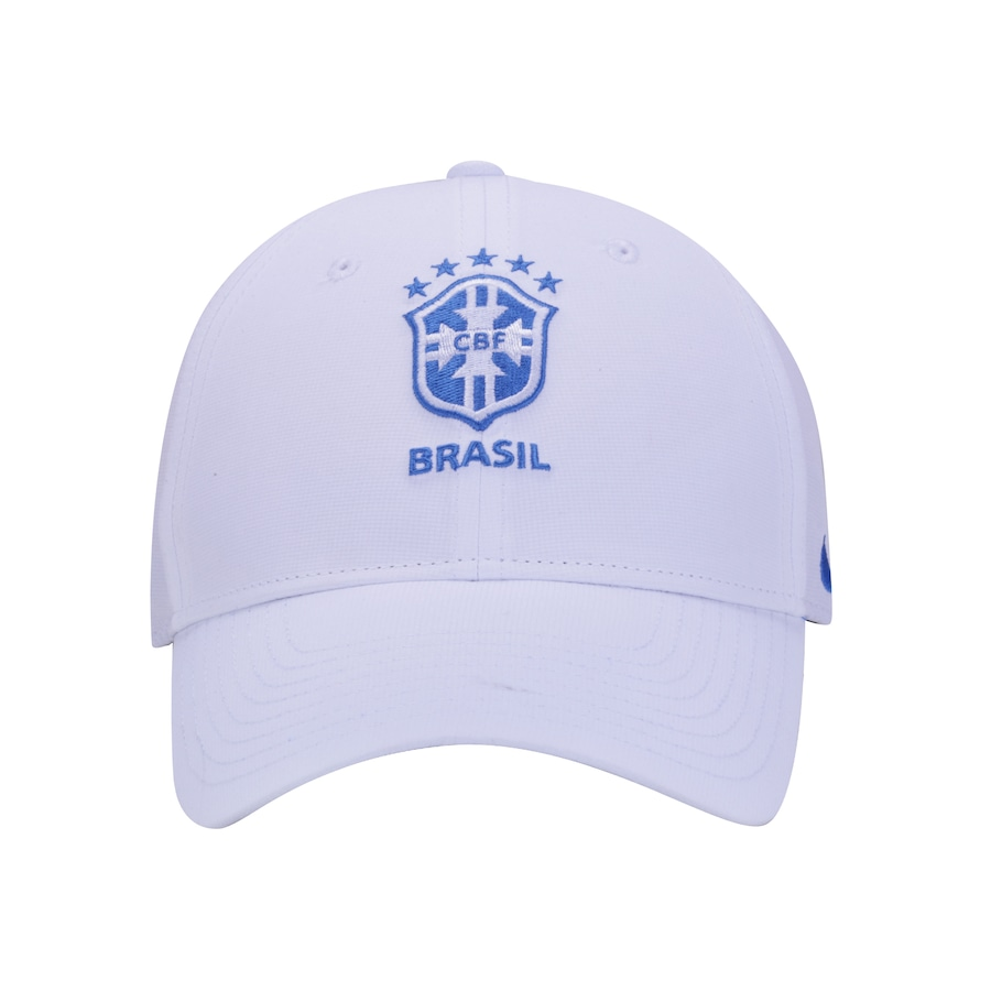 a9b62e1f8d Boné Aba Curva da Seleção Brasileira 2019 Dry L91 Nike - Strapback ...