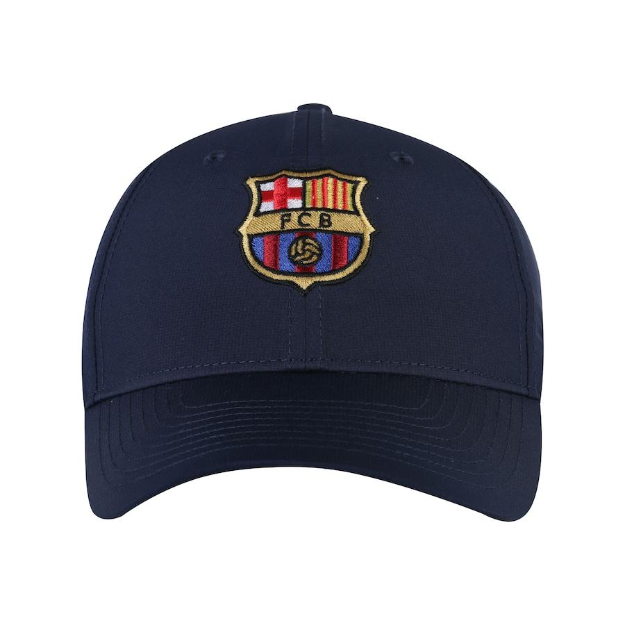 Boné Aba Curva Nike Barcelona Dry L91 - Adulto 4f2d3423158