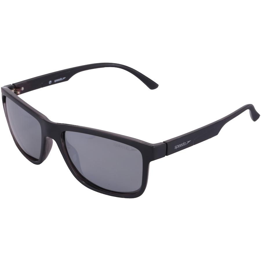 02d4290ab70ac Óculos de Sol Speedo Monte Carlo Polarizado - Unissex