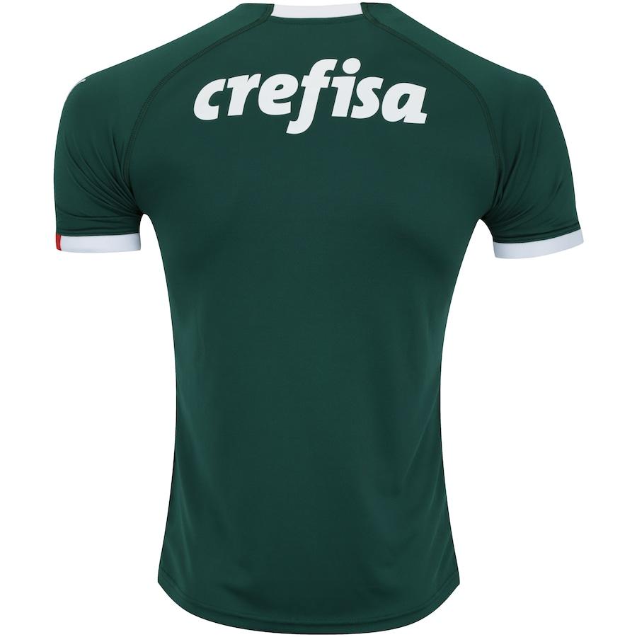 31a1ff08b1 Camisa do Palmeiras I 2019 Puma - Masculina