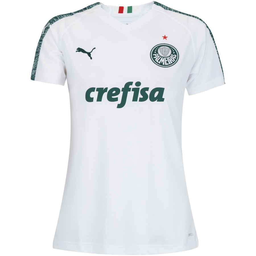 0ce67e880d Camisa do Palmeiras II 2019 Puma - Feminina