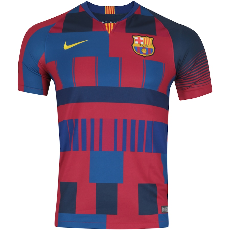 40db869b924c2 Camisa Barcelona 20 Anos Nike - Torcedor