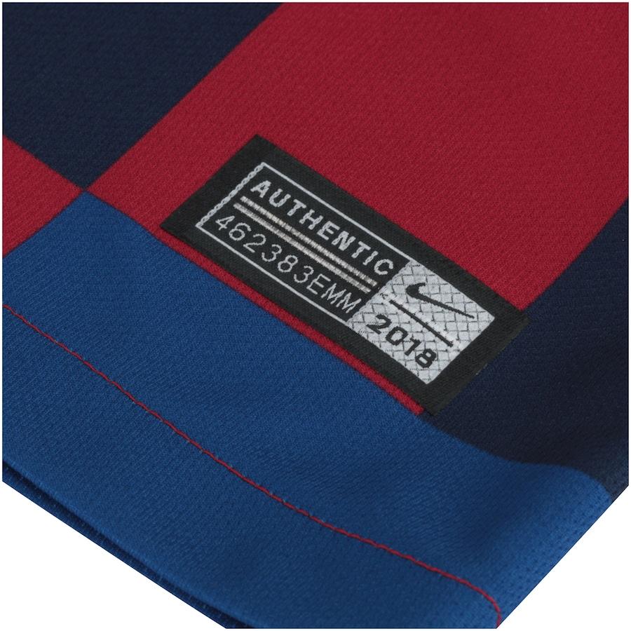 Camisa Barcelona 20 Anos Nike - Torcedor 05806cda6a750