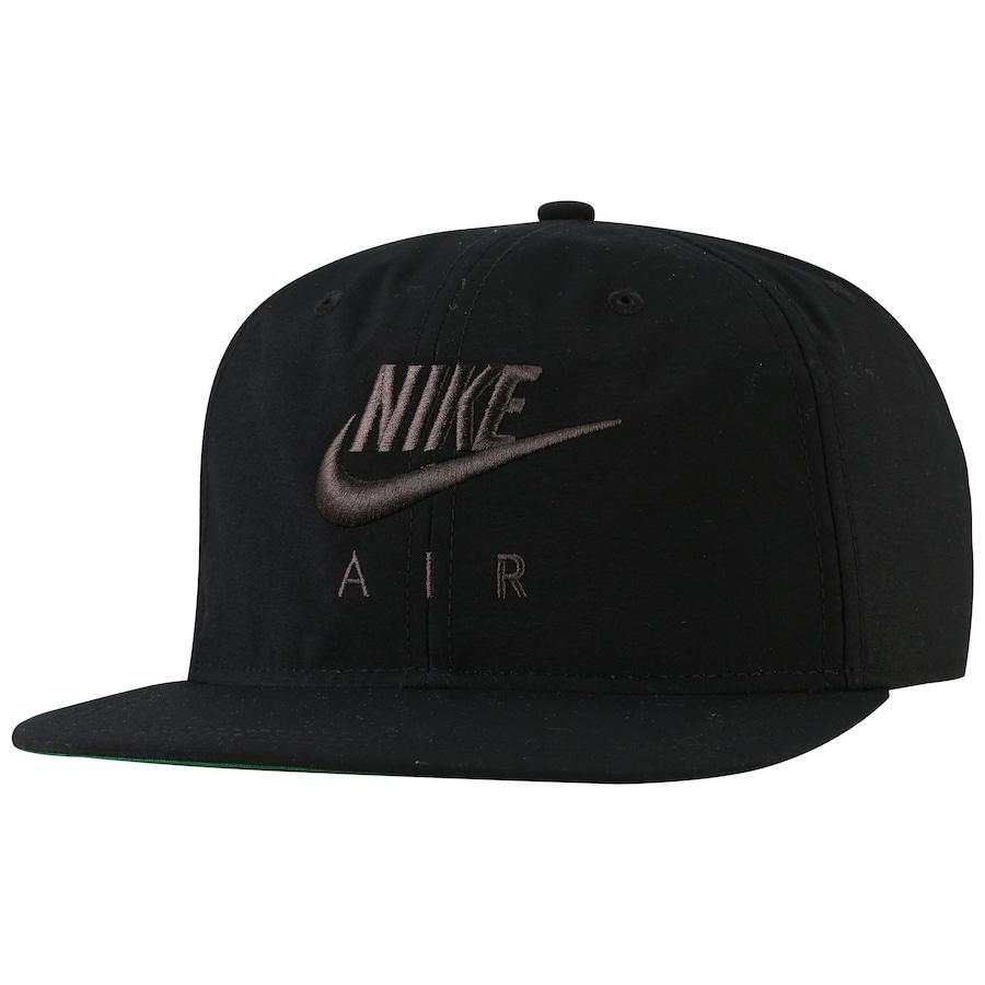 841f75ab6cfc8 Boné Aba Reta Nike Sportswear Pro Air - Strapback - Adulto