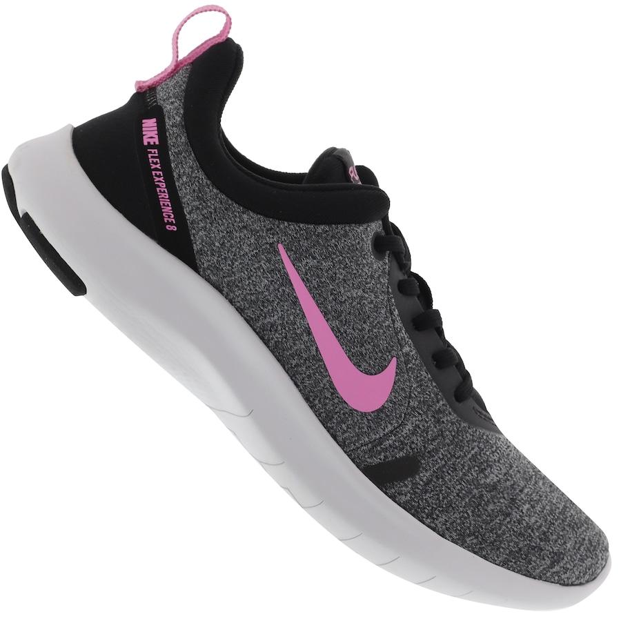 5ace6733a2ec7 Tênis Nike Flex Experience RN 8 - Feminino. Imagem ampliada  Passe o mouse  para ver a imagem ampliada