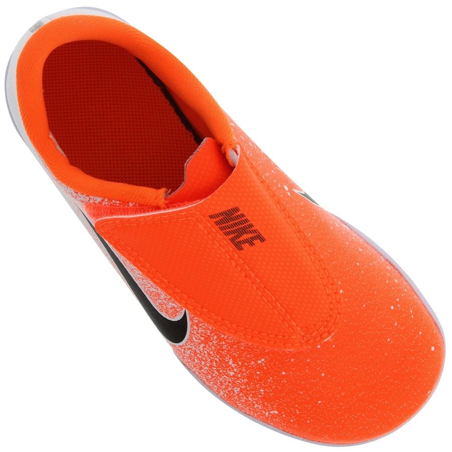715c2e3ff584e Chuteira Futsal Nike Mercurial Vapor 12 Club IC - Infantil