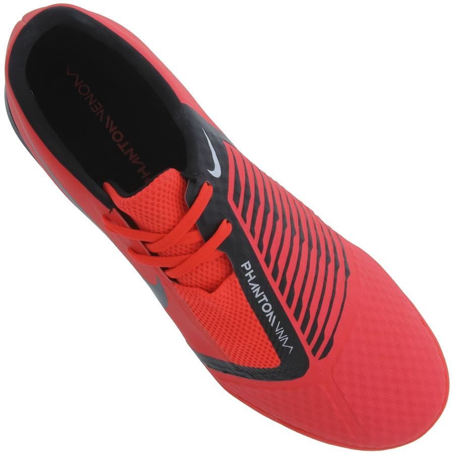 Chuteira Society Nike Phantom Venom Academy TF - Adulto 055fd3ed22c