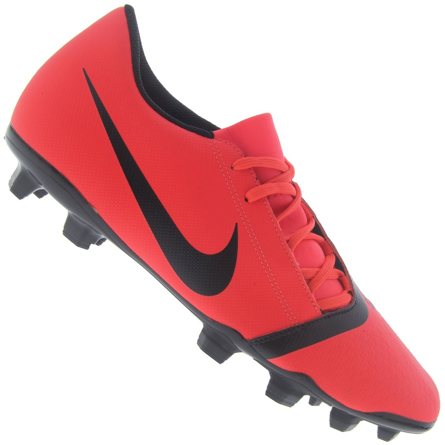 900cfaa28c Chuteira de Campo Nike Phantom Venom Club FG - Adulto - Flamengo Loja