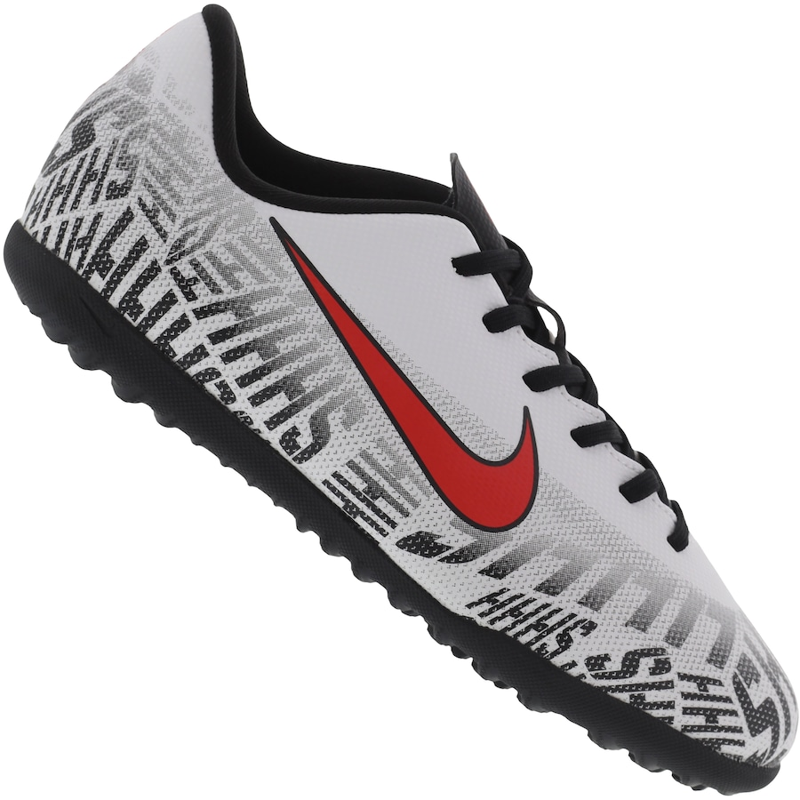 sports shoes 5a8f1 b82b3 Chuteira Society Nike Mercurial Vapor 12 Club Neymar Jr. TF - Infantil