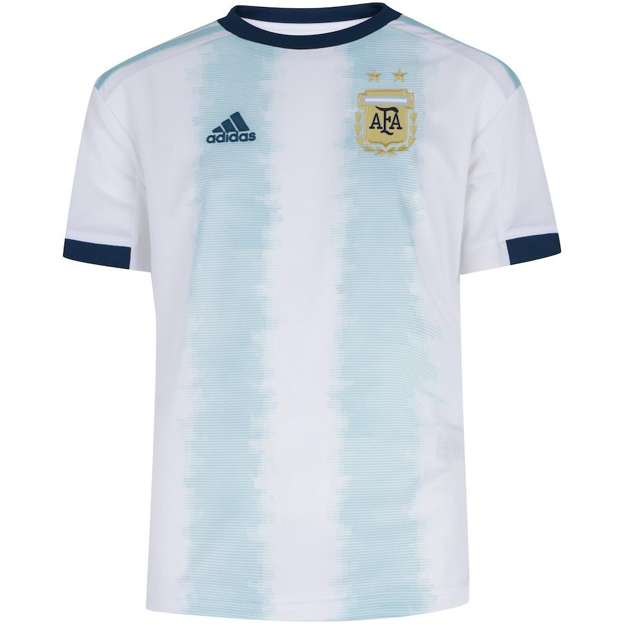 db44fa646ffed Camisa Argentina I 2019 adidas - Infantil