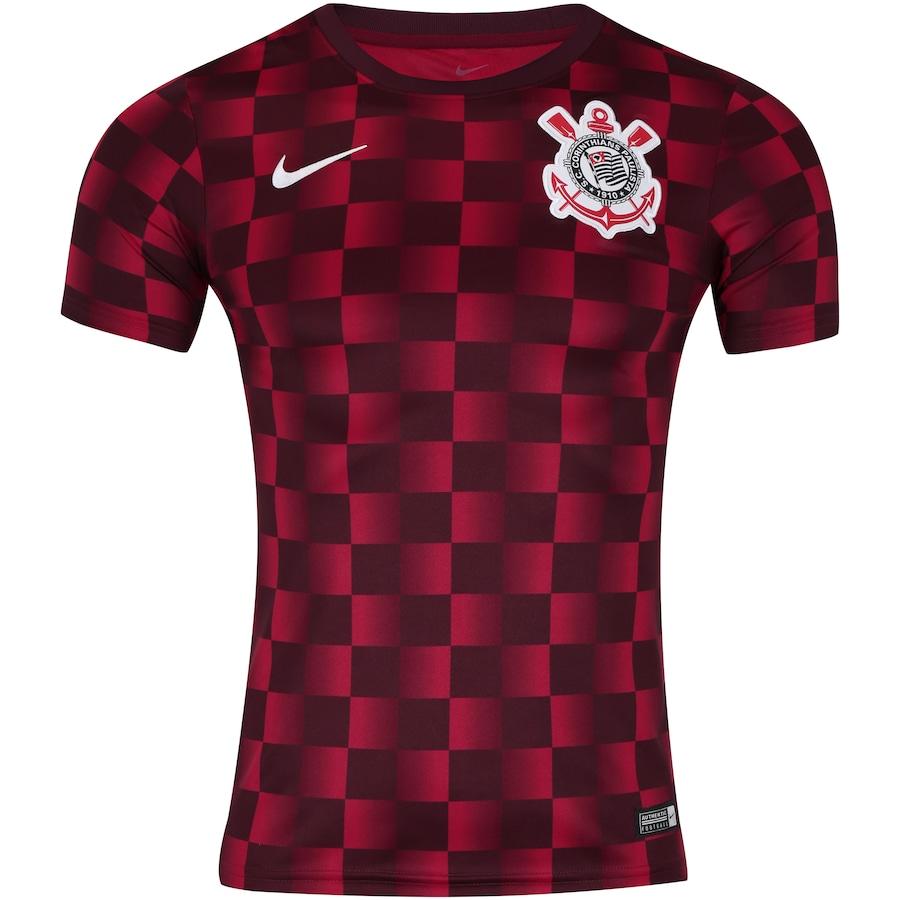 80ba7471ea5aa Camisa do Corinthians Academy 2019 Nike - Masculina