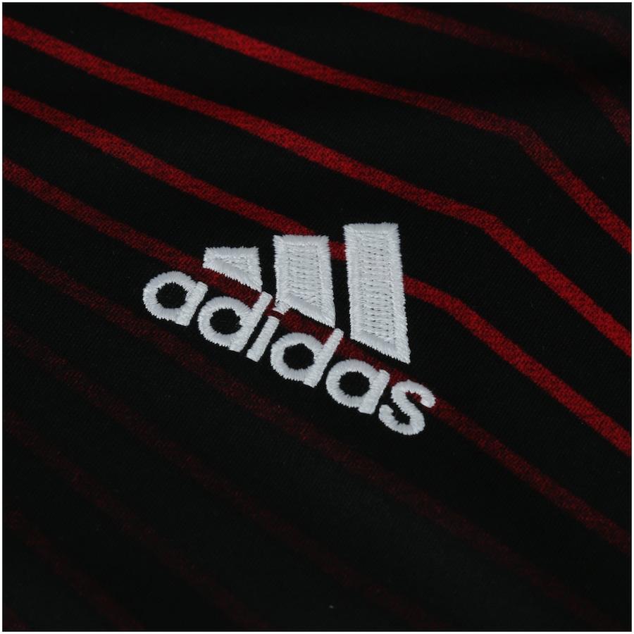 a021c3941d Camisa Pré-Jogo Manchester United I 19/20 adidas - Infantil