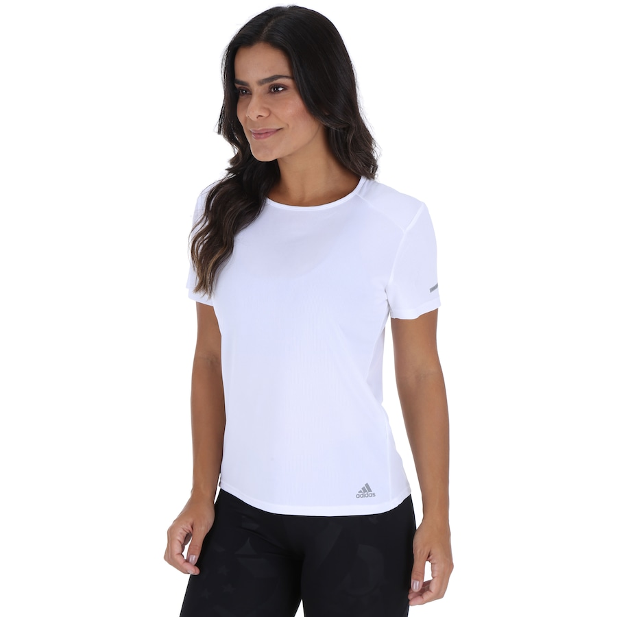 33891a50f0a Camiseta adidas Run Tee - Feminina