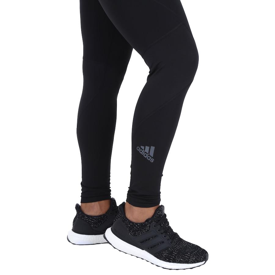 Calça Legging adidas Alphaskin Sport LT 3S - Feminina a85680290c921
