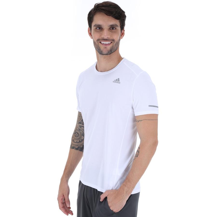 Camiseta adidas Run - Masculina 77591e9029372