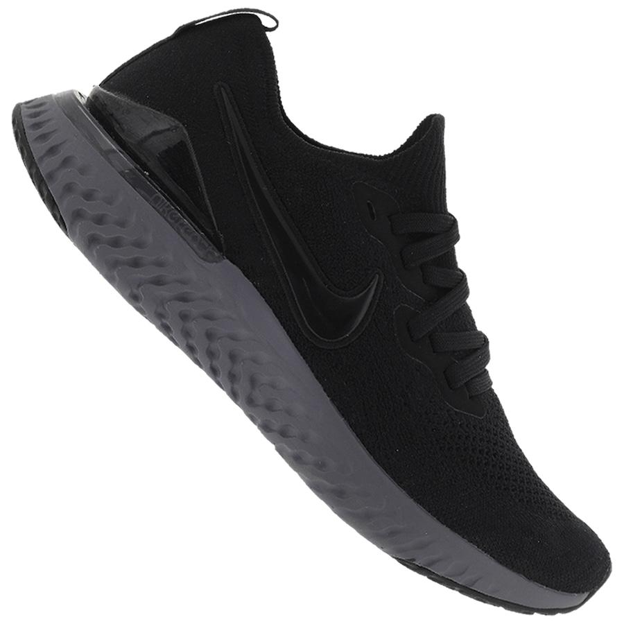 840df39b7a8 Tênis Nike Epic React Flyknit 2 - Masculino