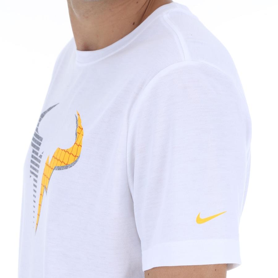 Camiseta Nike Court Rafa Dry - Masculina 12627a075c046