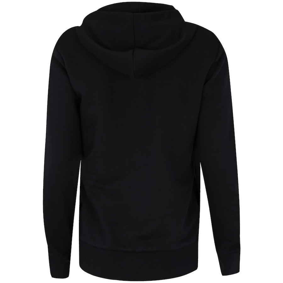837e46727cd Blusão Moletinho com Capuz adidas Essentials Linear OH Hoodie - Feminino