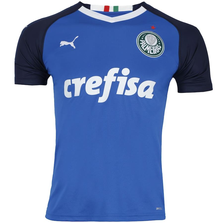 Camisa de Goleiro do Palmeiras I 2019 Puma - Masculina 0306e1c14077d