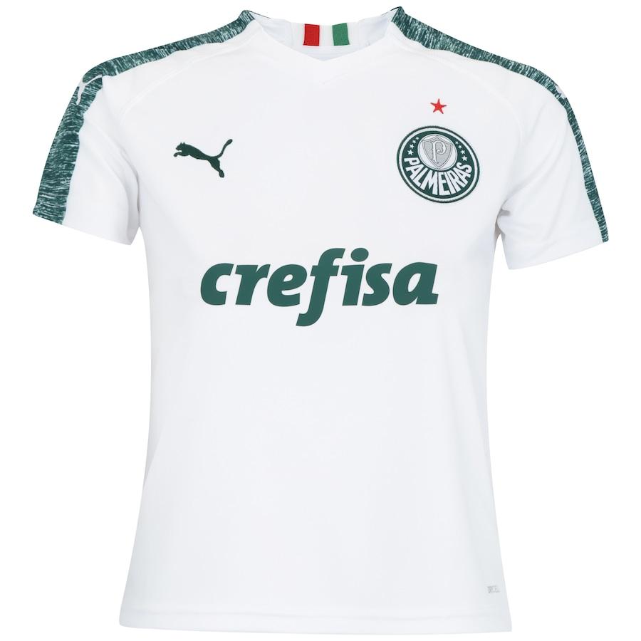 d1d4089f78 Camisa do Palmeiras II 2019 Puma - Infantil