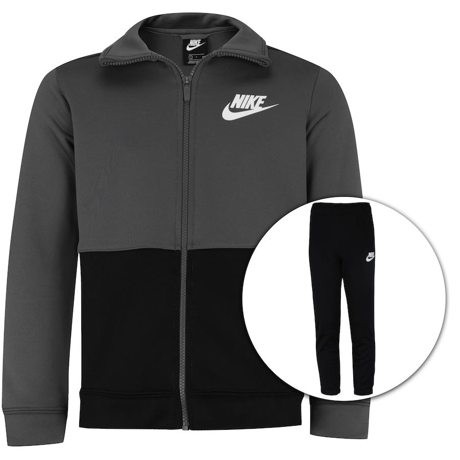 ebb619545d8 Agasalho Nike Sportswear Track Suit Poly - Infantil